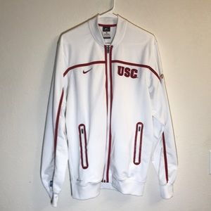 USC Trojans Tennis Jacket
